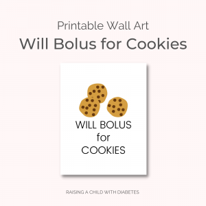 will bolus for cookies wall art featured image